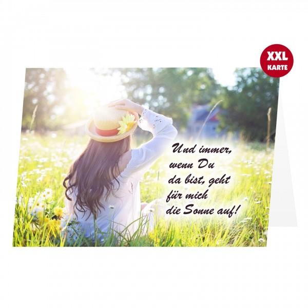 Muttertagsgeschenk Mama Karte Liebe Frau