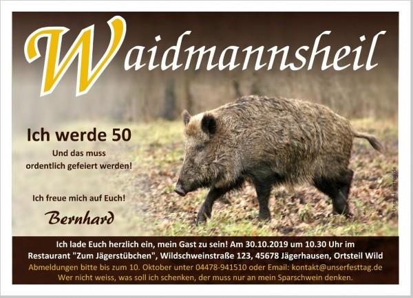einladung-jaeger-wildschwein