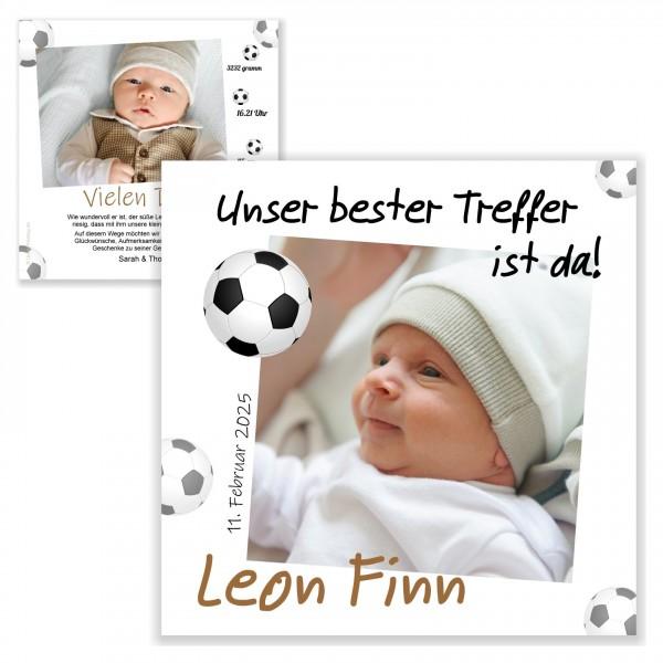 Lustige Geburtskarten Fussball Unser Bester Treffer