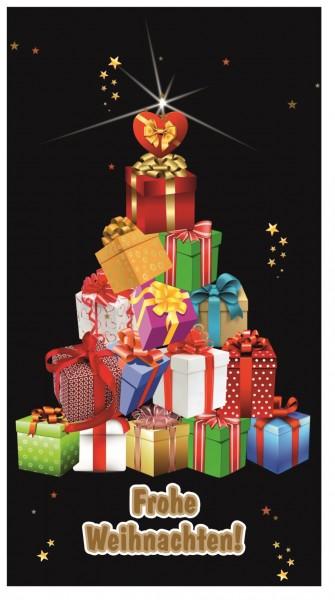 Xxl Postkarte Weihnachtskarte Weihnachtsbaum