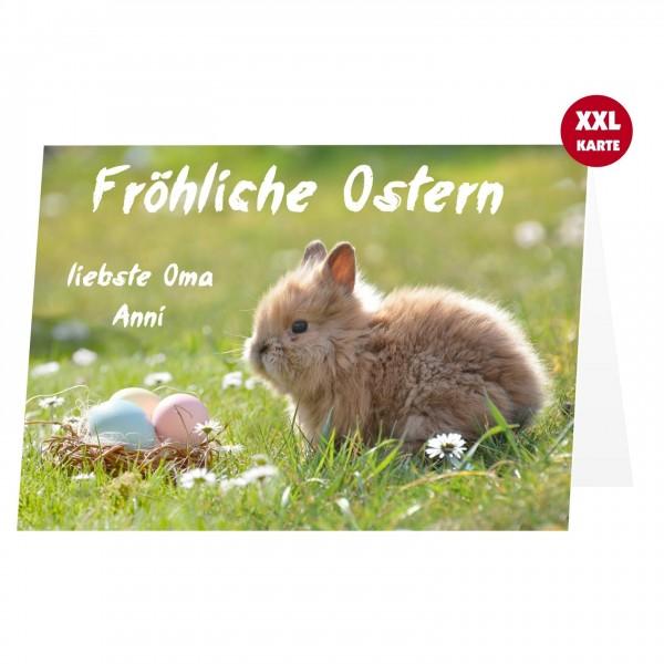 Osterkarte Text Vorlage Ändern Kinder