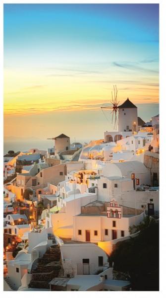 Postkarte Maxi Griechenland Urlaub