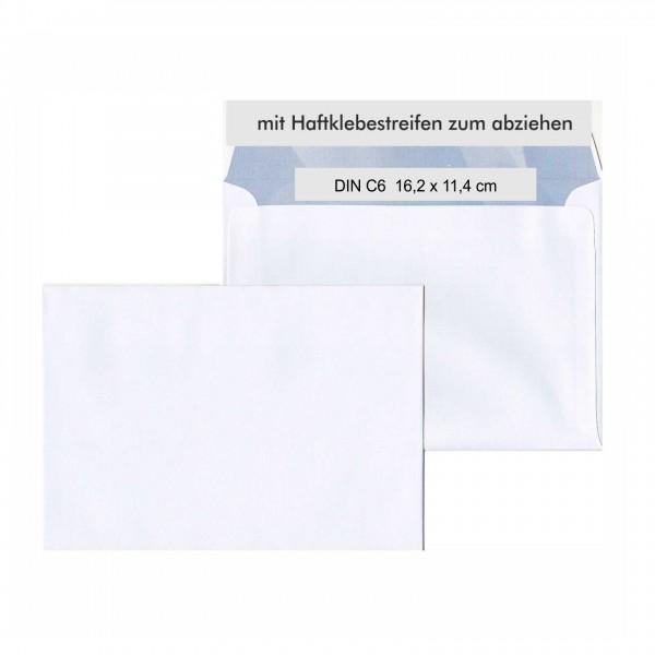 Briefumschlag C6 Seidenfutter