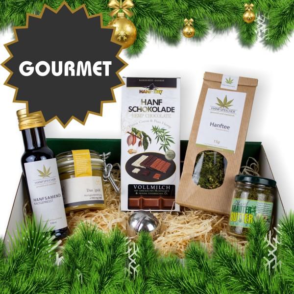 Geschenkbox Gourmet
