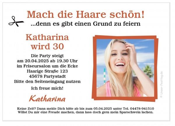 Lustige Geburtstagseinladung Für Frauen