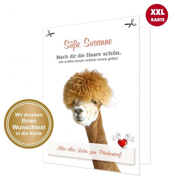 Xxl Glückwunschkarte Valentinstag Gutschein
